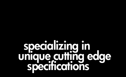 Specializing in Unique Die Cutting Edge Specifications