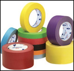 Single Coated Paper Tapes